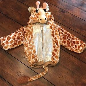 Other - Super cute Giraffe costume